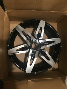 Set of Spyder rims