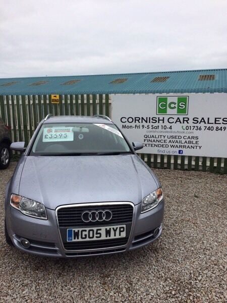 Audi A4 tdi 6 months warranty extended warranty available