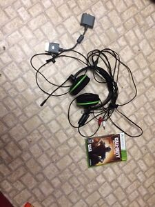 Selling my Xbox 360 game and headset