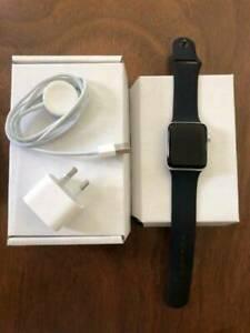 Apple Watch Series 2 - 42mm GPS Black - Pre-owned
