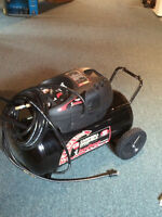 CAMPBELL HAUSFELD 1.7 HP, 20 GALLON PORTABLE COMPRESSOR