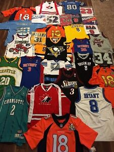 Jersey Collection for sale (new/stitched) Sarnia Sarnia Area image 2