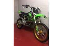 Kawasaki Kx 85 big wheel