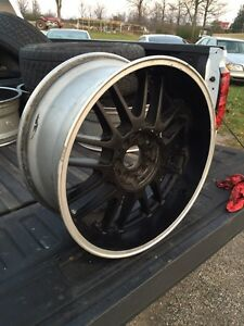 "20"" OZ RACING RIMS 6x139 Chevy bolt pattern"