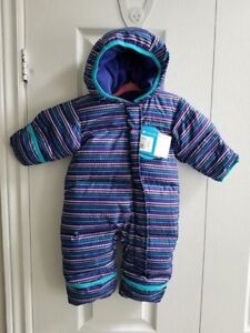 Columbia Snuggly Bunny Bunting 3-6 months