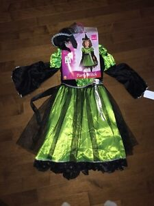 Party Witch Halloween Costume
