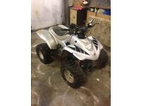 Apache 100 quad bike