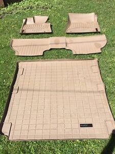 Weather tech mats