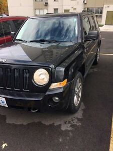 2008 Jeep Patriot AWD.