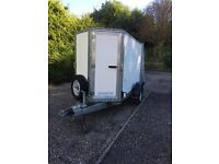 Ifor williams box trailer BV84G