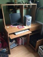 Computer Desk and Chairs - BEST OFFER
