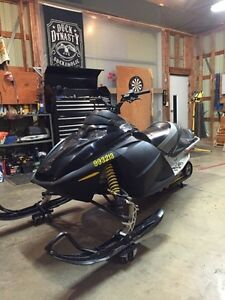04 skidoo 600ho trail pass included  London Ontario image 4