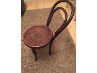 Old children's chair