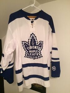 Authentic Toronto Maple Leafs Jersey