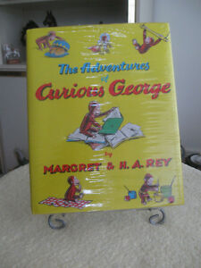 ADVENTURES of CURIOUS GEORGE [MARG. & H.A. REY]