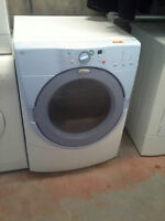 secheuse whirlpool duet frontale