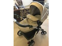 Silver cross pioneer pram REDUCED