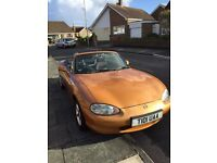 MX5 -LOW MILEAGE AND LONG MOT!