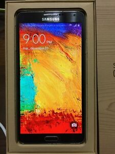 Samsung galaxy note 3 32gb UNLOCKED West Island Greater Montréal image 1