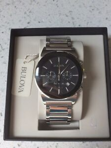 BRAND NEW BEAUTIFUL BULOVA MENS WATCH FOR SALE