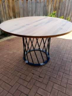outdoor furniture perth wa gumtree. ex display home round bar height table outdoor furniture perth wa gumtree