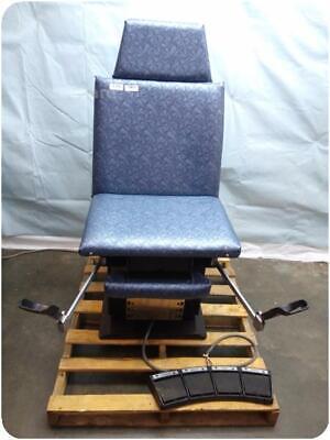 Midmark 119 Power Examination Table Procedure Chair 226745