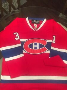 Montreal Canadiens Hockey Jersey Carey Price #31