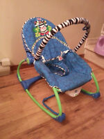Fisher Price Play Seat VIbration Chair