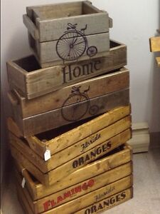 Crates & Wooden Boxes made by KrateArtZ Co.   (39.99 to 65.00 )