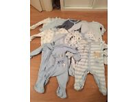 Baby Boy bundle 0-3 3-6
