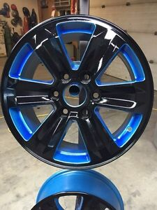 Restore or recolour your wheels