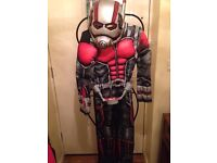 Marvel Antman dress up costume