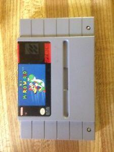 Snes - Mario world