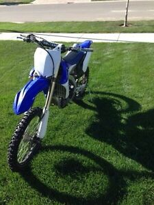 Yz450f 2012 mint condition