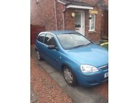 Vauxhall Corsa Life 53 Parts and Spares