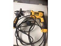 Dewalt dc21570 diamond hammer drill £70