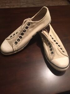 New condition Converse All Star slip on sneakers