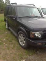 2004 Land Rover Discovery HSE SUV, Crossover