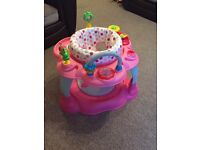 Baby activity stand