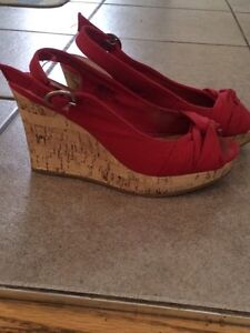 Size 5 Wedges