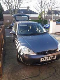 Ford focus lovely car