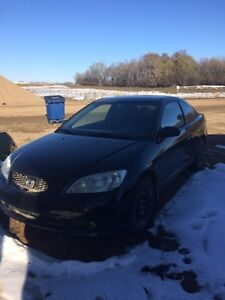 2004 Civic. $2000 FIRM