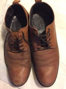 Steve Madden leather shoes size 9.5 or EU 43