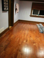 Looking to hire a full time Floor/Stair Installer & Refinisher