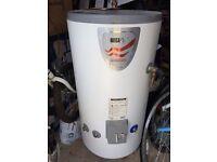 Hot water cylinder - Megaflo