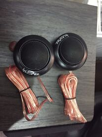 Brand new Inphase tweeters