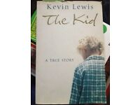 3 books, the kid, moving on and about a boy
