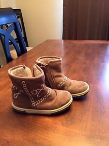 Geox girls boots, size 8,5