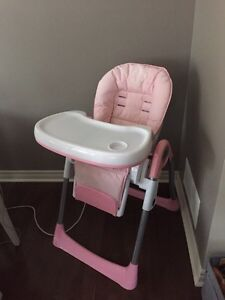 Beautiful unique high chair