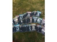 Collectors Item. 100 + Murder Casebook Magazines